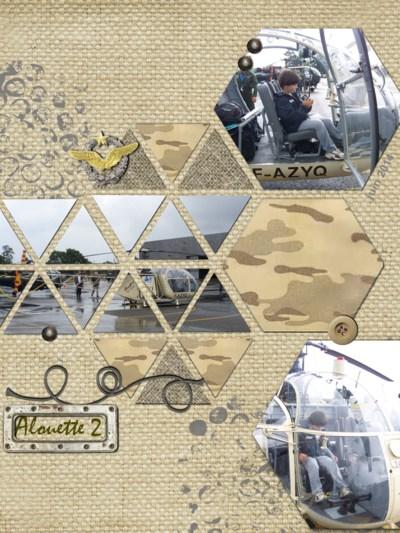 Blog de chipiron :Un chipiron dans les Landes, Dans l'hélicoptère Alouette 2