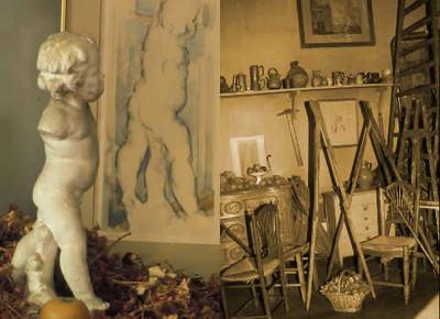 Blog de lisezmoi :Hello! Bienvenue sur mon blog!, l'atelier de Cézanne a Aix-en-Provence au jas de Bouffan