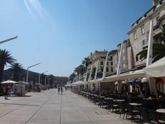 - Visite de Trogir et Split.