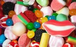 Vente de bonbons