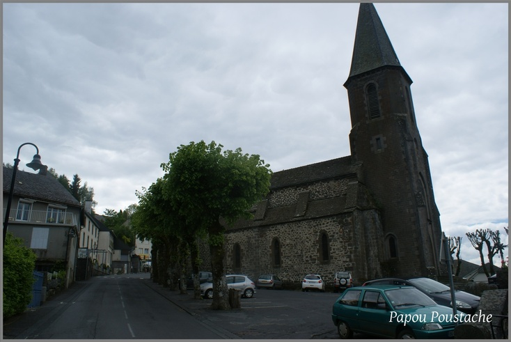 Église de Pierrefort