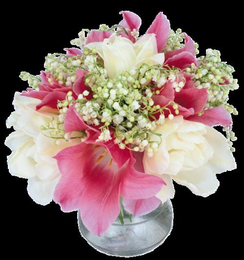 Fleurs en Vase Série 8