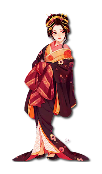 Mes geishas