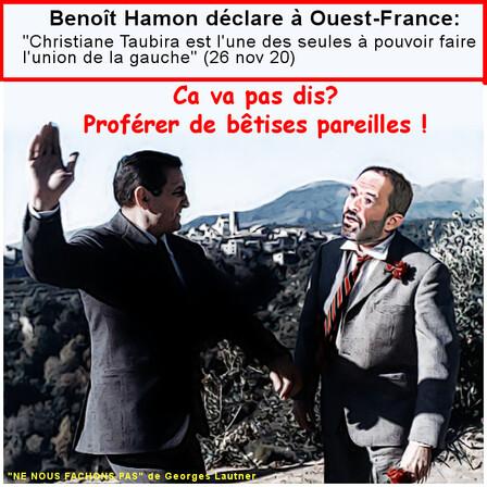 Benoît Hamon humour