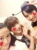 Haruna Iikubo Birthday Event 2013 Sakura Oda Ayumi Ishida Morning Musume