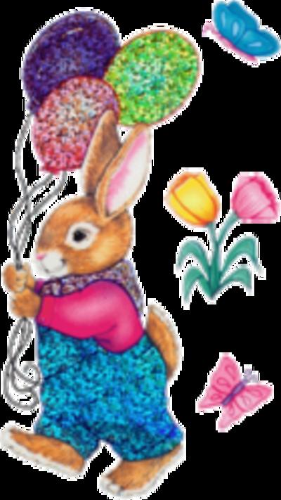 Lapins de Pâques  2019
