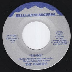 The Fisher's - Shake