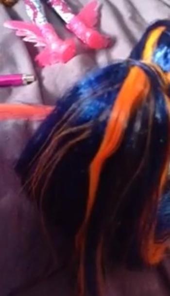 cheveux musa