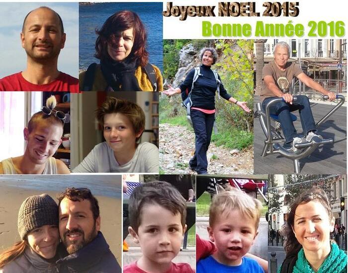 2015-12-23 Joyeux NOEL et Bonne Année 2016