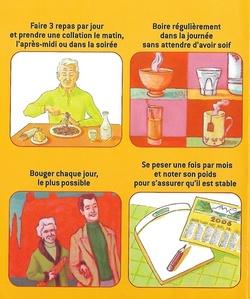 Pense-bête nutrition