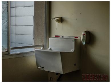 L'hôpital déchu