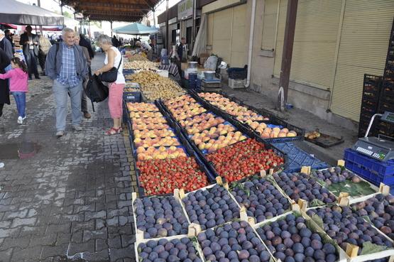 Marché de Ürgüp (Cappadose)