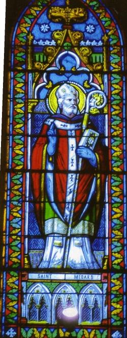Qui était Saint-Médard ?