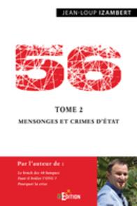 56 - T2 De Jean-Loup IZAMBERT - IS Edition