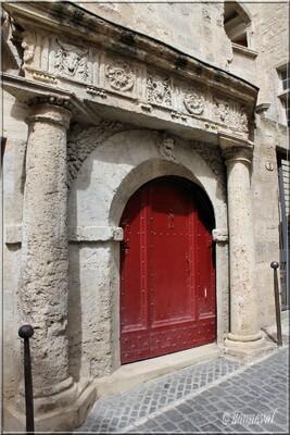 Pézenas Hérault Porte Biaise ancienne prison consulaire
