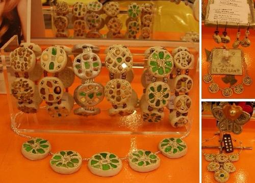 Les créations de bracelets tendance été de Sylvie LE BRIGANT à Amboise