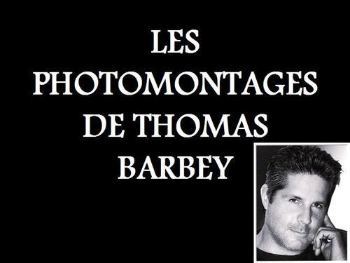 PPS MES CREATIONS LES PHOTOS MONTAGES DE THOMAS BARBEY