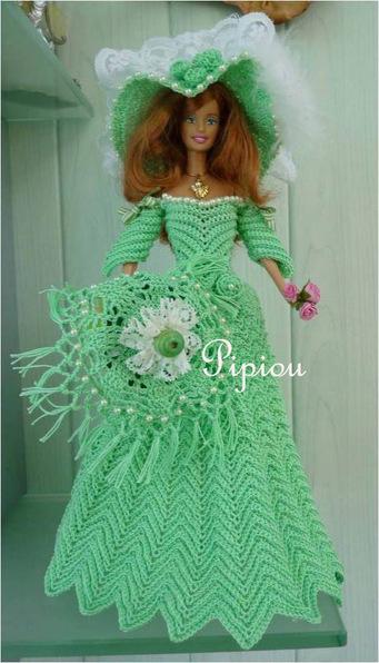 """L'album (2) des Barbie """"Jade"""" : 2020 à"""