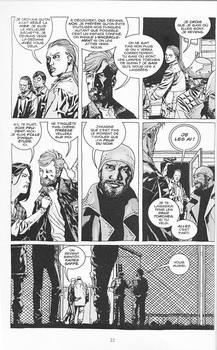 Sains et saufs ? de Robert Kirkman & Charlie Adlard - Walking Dead, tome 03