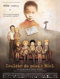 Couleur de peau : Miel de Jung et Laurent Boileau