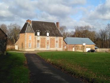 Manoir de Fresnay (XVe s.)