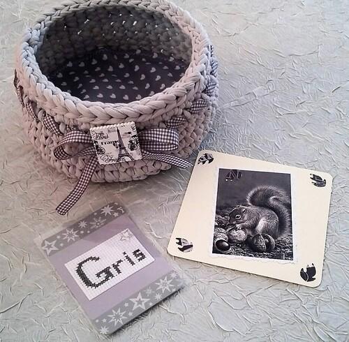 Cadeau gagné chez Cmafalda