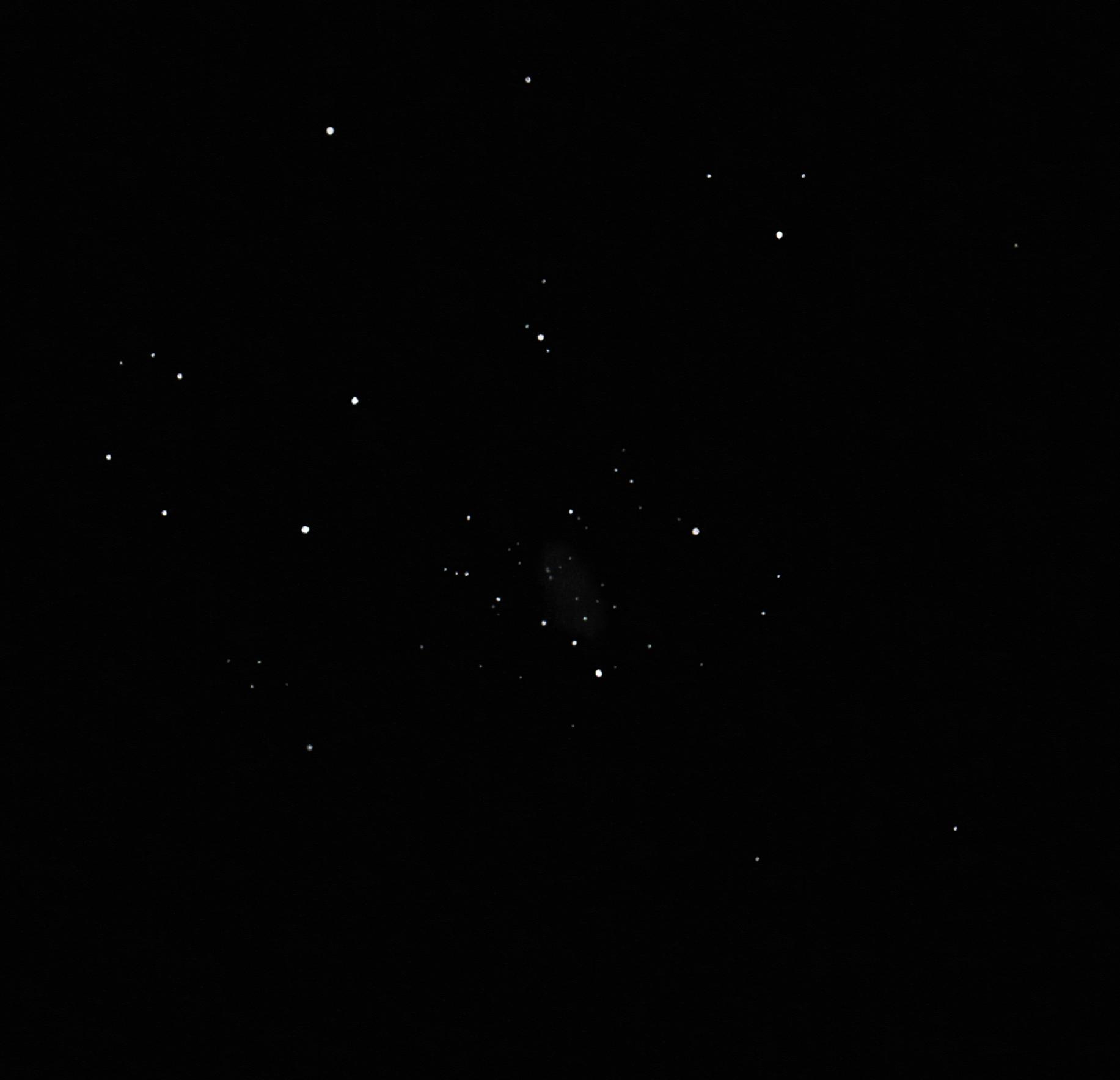ngc 2266 open cluster