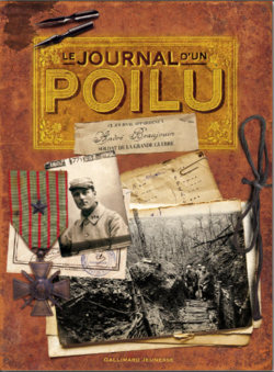 Concours Gallimard Journal d'un poilu