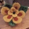 ma premiere fleur! totalement imaginaire...
