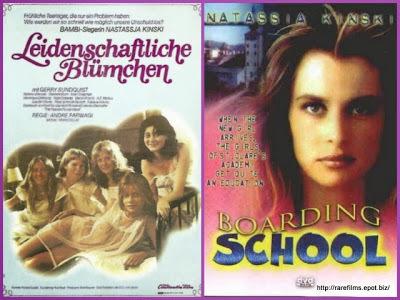 Отель «Цветок страсти» / Leidenschaftliche Bluemchen / Boarding School.