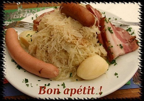 Choucroute-garni