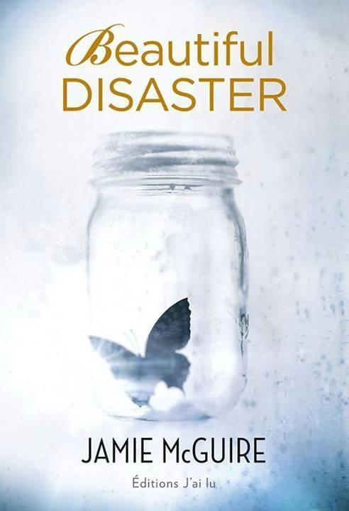 """""""Beautiful Disaster"""" de Jamie McGuire"""