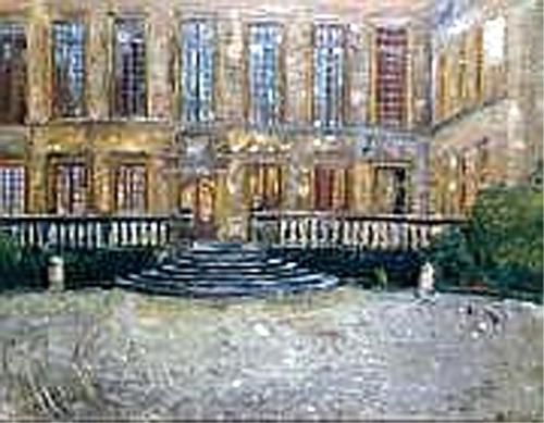 Château de la Fréchère.