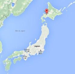 Retour au Japon le 18 juin
