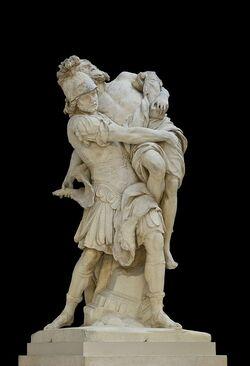 Le Périple d'Enée - De Troie à Rome