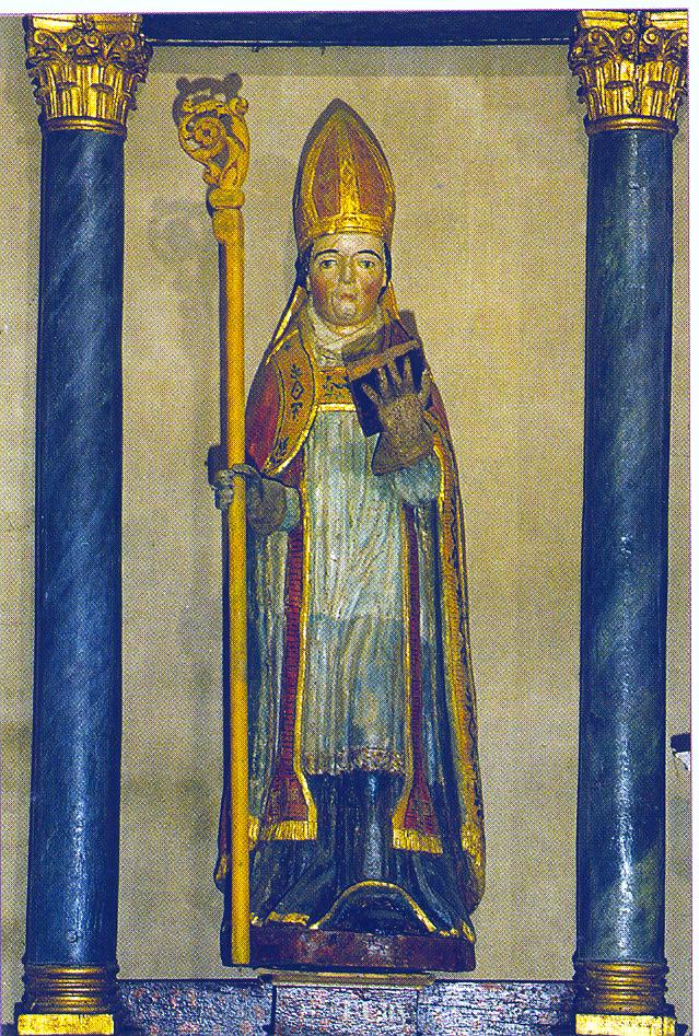 Saint Tudi, saint breton (6ème s.)