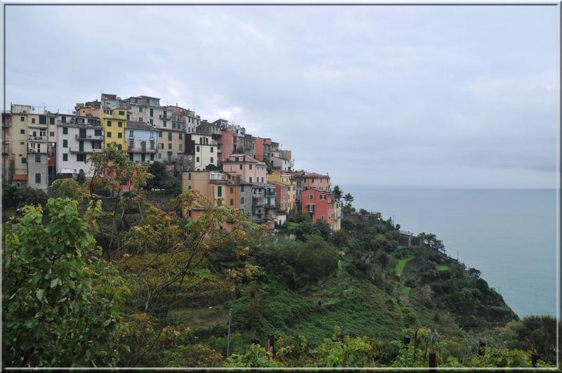 Italie, les 5 Terres : Corniglia