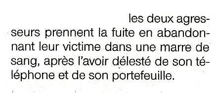 Ouest-France 11.09.12