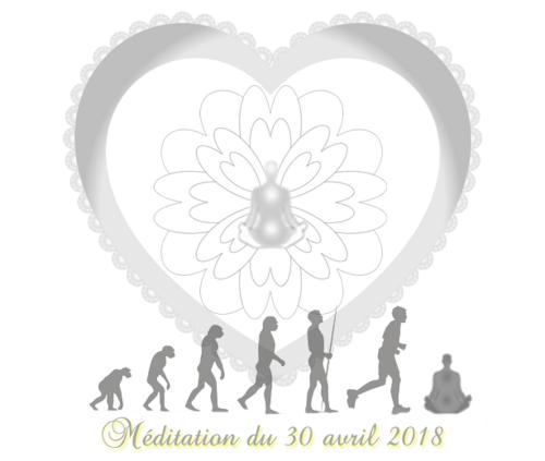 Méditation du 30 avril 2018