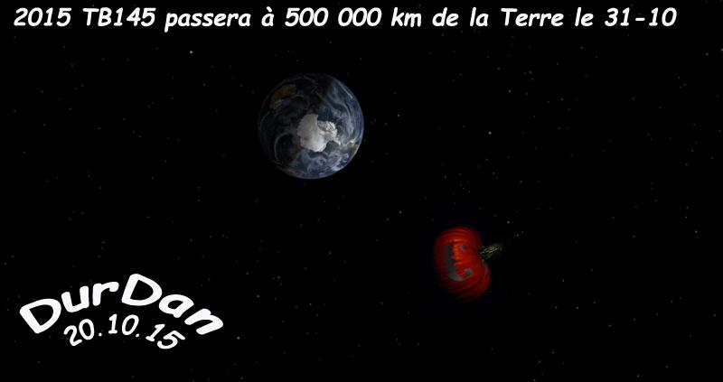 Astronomie/Géocroiseur