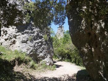 La porte de Valbelle (côté Est)