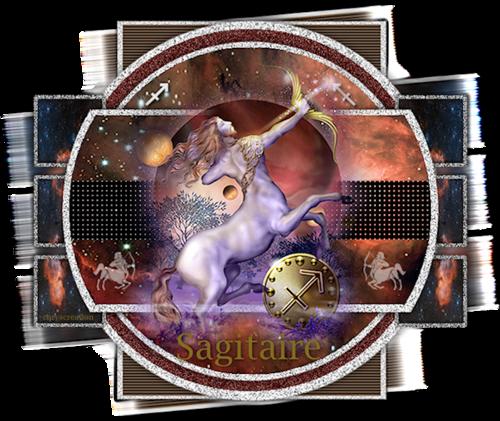 """Zodiaque """" Sagittaire """""""