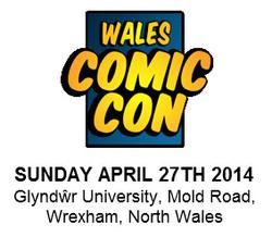 Wales Comic Con - 27 avril 2014