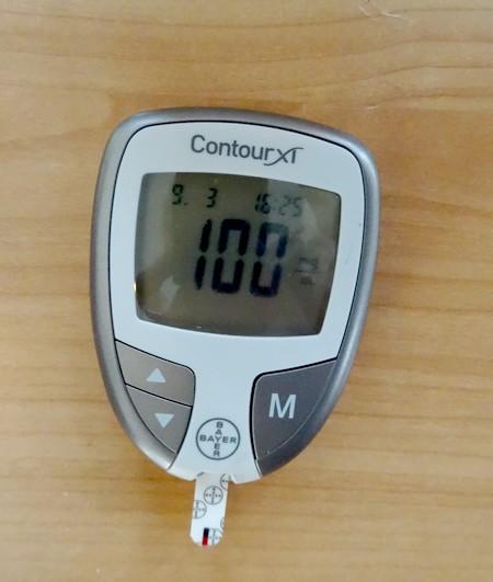 Dépistage du diabète au CSCL