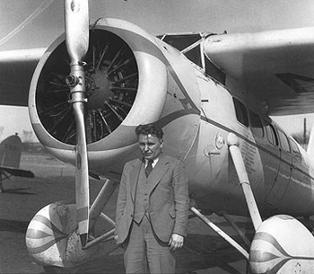 Wiley Post and the Lockheed Vega, Winnie Mae