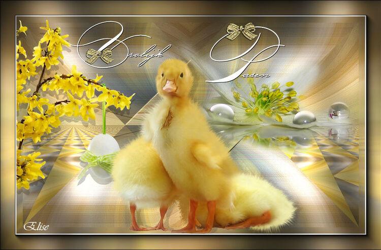 Joyeuses Pâques   de Marinette