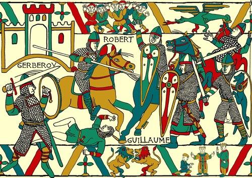 La vie de Guillaume le Conquérant (7)