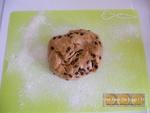 Brioche moelleuse aux pépites de chocolat