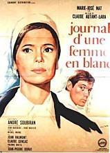 journal d une femme en blanc