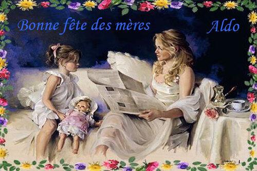 PPS Fête des mères